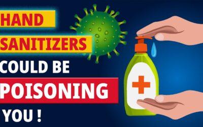 Coronavirus Update: How Isopropyl Hand Sanitizers Actually Are Harming You!