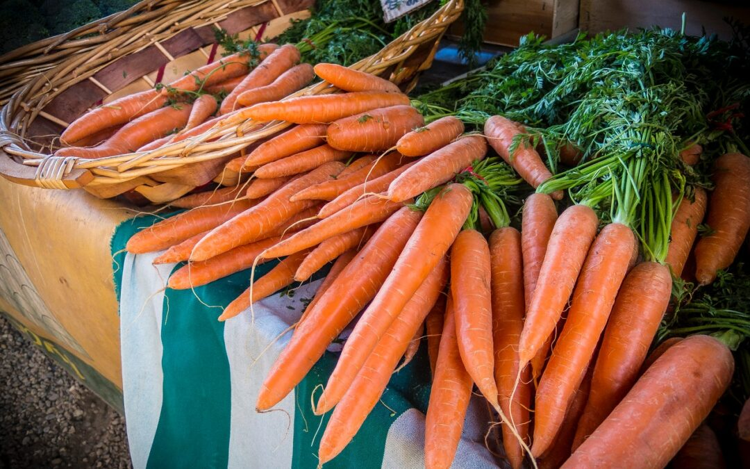 Gingered Carrots (Side Dish)